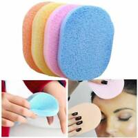 2/5Pcs Cosmetic Puff Sponge Face Cleaning Sponge Wash Puff Facial Cleanser Tool