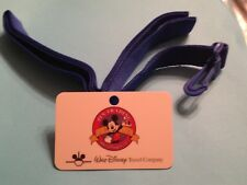 WALT DISNEY TRAVEL COMPANY MICKEY MOUSE PIN TRADING EARFORCE ONE PIN LANYARD NEW