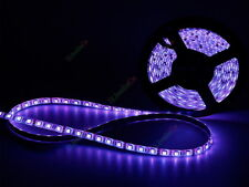 US RGB 5M LED Strip Light 300 Leds 44 key Remote Power Supply 15 Ft Waterproof