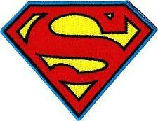89018 Superman S Shield Man Of Steel DC Comics Superhero Badge Iron On Patch