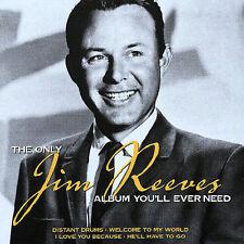 The Only Jim Reeves Album by Jim Reeves (CD, Mar-2005, BMG (distributor))