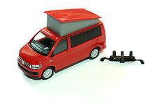 Herpa 028745-002  VW T6 California, kirschrot Neu/OVP 1:87