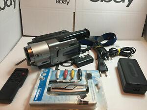 Sony CCD-TRV78E Hi8 / Video8 Camcorder inkl. Video Grabber zum Digitalisieren