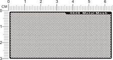 chrome(metal) decals Metal Mesh (black) 3828