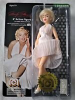 "MEGO Marilyn Monroe in White Dress 8"" Figure New Sealed 2019 Target Exclusive"