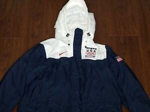 Nike ACG Jacket Team USA 2010 Womens XL (16-18) Worn 1X!