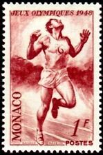 """MONACO STAMP TIMBRE N° 320 """" JEUX OLYMPIQUES LONDRES COURSE A PIED """" NEUF xx TTB"""