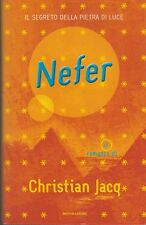 Libro - Christian Jacq - Nefer - Cop morbida | buono