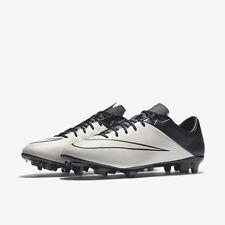 NIKE MERCURIAL VELOCE II LTHR FG Men's Soccer Shoes Cleats 768808 001 sz 11.5
