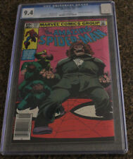 The Amazing Spider-man 232 Marvel CGC 9.4 NM NEAR MINT