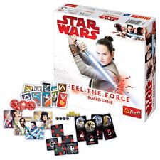 Trefl infantil STAR WARS VII : Feel The Force Juego de MESA Estrategia Divertido