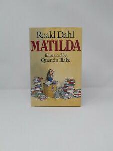Roald Dahl Matilda First Edition 1988