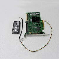 DELL POWEREDGE R410 T310 SERVER PERC 6I PCI SAS SATA T774H WY335 RAID + BATTERY