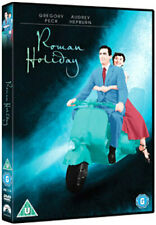 Roman Holiday Special Edition 1953 DVD Gregory Peck Audrey Hepburn R2