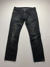 DIESEL POIAK Straight  Jeans - W33 L32 - Navy - Great Condition - Men's