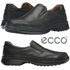 Ecco Fusion II Slip On Loafers Men's Shoes Moccasins Casual Comfort Walking