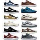 Vans Old School Zapatillas De Hombre Zapatos Casuales Zapatillas de skate NUEVO