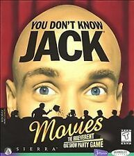You Don't Know Jack: Movies CD-ROM Still Sealed