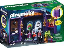 Playmobil - City Life - 5638 - Aufklapp-Spiel-Box Monsterburg - NEU OVP