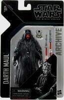 Darth Maul Star Wars The Black Series Archive