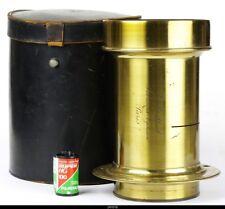 Lens Big  Brass Berthiot EX