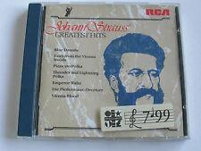 Johann Strauss - Greatest Hits (CD Album) Used Very Good