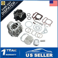 Cylinder Head Piston Gaskets For Honda ATC70 CRF70 CT70 TRX70 XR70 S65 70CC US