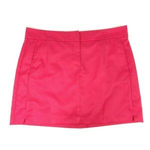 IZOD GOLF Womens Size 16 Red GOLF Skort Skirt built in Stretchy Shorts