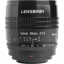 Lensbaby LBV56BCRF Velvet 56 Canon RF Lens
