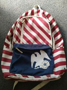 Converse Backpack, Chuck Taylor All Star,  American design.
