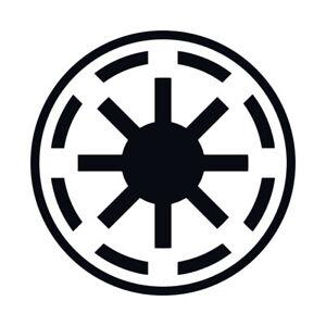 Star Wars Galactic Republic Stencil