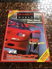 Ferrari World Magazine, rare, number 30 uk
