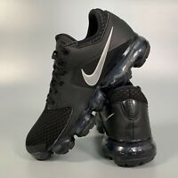 Nike VaporMax Women's Shoes Size 4.5 Black Flats Trainers EUR 37.5 Sport Boots