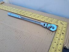 "Vintage Craftsman Tools USA -v- series 3/8"" Drive Flex-Head Ratchet No. 42793"