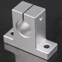 SK8/10/12/13/16/20/25 Aluminum Alloy CNC Linear Rail Shaft Guide Support Bearing
