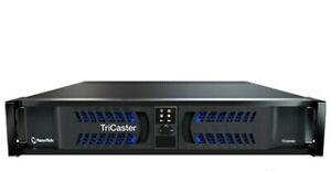 Newtek TriCaster 455 /460 Live- TV Produktions NDI /  HD Mixer SDI Virtual Set !