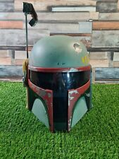 Hasbro Star Wars Boba Fett Electronic Helmet, Costume  cosplay Customised