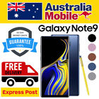 Samsung Galaxy Note 9 512gb 128gb Unlocked Au Stocked Good Condition
