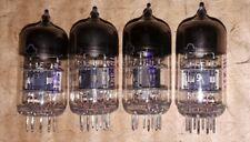 4x 6N3P -E 1979 NOS NF Double Triode ~ 2C51 5670 WE396A Tube OTK Rare Vintage