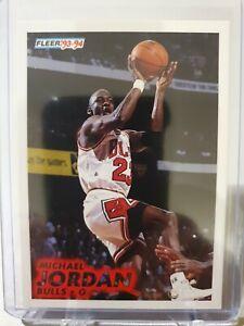 1993-94 FLEER MICHAEL JORDAN #28