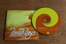 The Beach Boy / UK PromoCD/ The Platinum Collection 8 Track Sampler