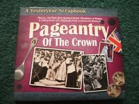 Pageantry Of The Crown: A Yesteryear Scrapbook (DVD CD Booklet) CD
