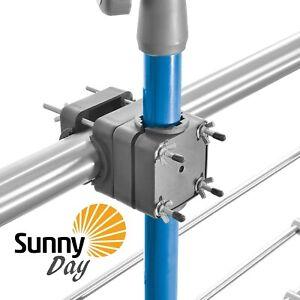 Sonnenschirmhalter Balkon – SunnyDay, der Altbewährte – Halterung Sonnenschirm