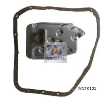 WESFIL Transmission Filter FOR Toyota COROLLA 2001-2007 A245E WCTK101