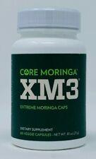 Zija XM3 Core Moringa Extreme Moringa Caps - 60 Veggie Capsules - 1 Month Supply