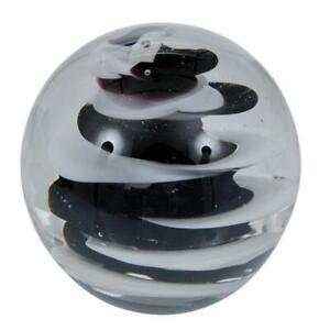 Phantasmal Sphere Large Glass Sphere, Paperweight Office, Paperweight, 233