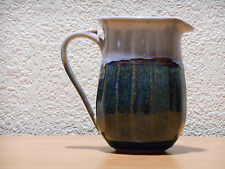 Michele Dutcher Pitcher Yellow Springs Pottery Neriage