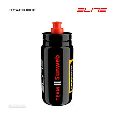 Elite SUNWEB Pro Cycling Team FLY Lightweight Water Bottle 550ml