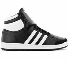 Adidas originals top ten Hi Hombre Sneaker B34429 Negro high Top Zapatos Nuevo