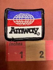 Vintage AMWAY Advertising Patch 87WV